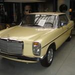 Mercedes W114/8 (Strich 8)